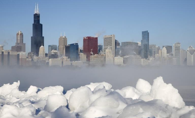 Морозы в США взвинтили цены на природный газ и электроэнергию